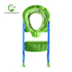 Factory price ladder baby potty seat,plastic foldable baby potty toilet with ladder