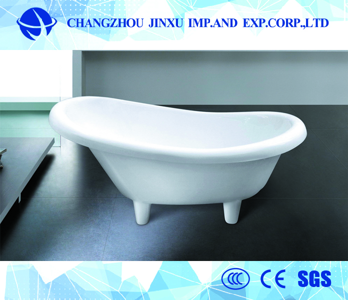 Zxbattery 3000mah 50A two person red marble freestanding bathtub from China famous supplier