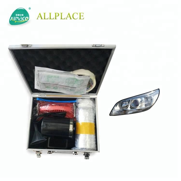 Newest Auto Car Headlamp Repair Kits Black Steam Cup Headlight