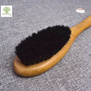 11 years experience professional handle wooden shower body bath brush wholesale , Eco-Friendly natural body brush