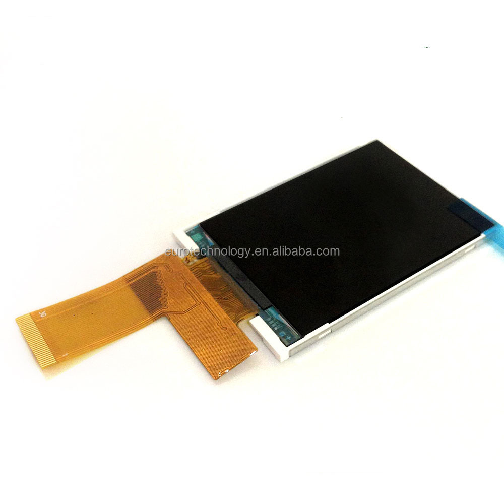 Customized 2.4inch lcd 240*320 resolution with MCU interface display