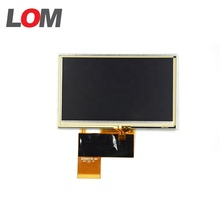 AT043TN24 V.7 RGB Interface 40 pin FPC RGB 480*272 <span class=keywords><strong>TFT</strong></span> 4,3 zoll Lcd-bildschirm
