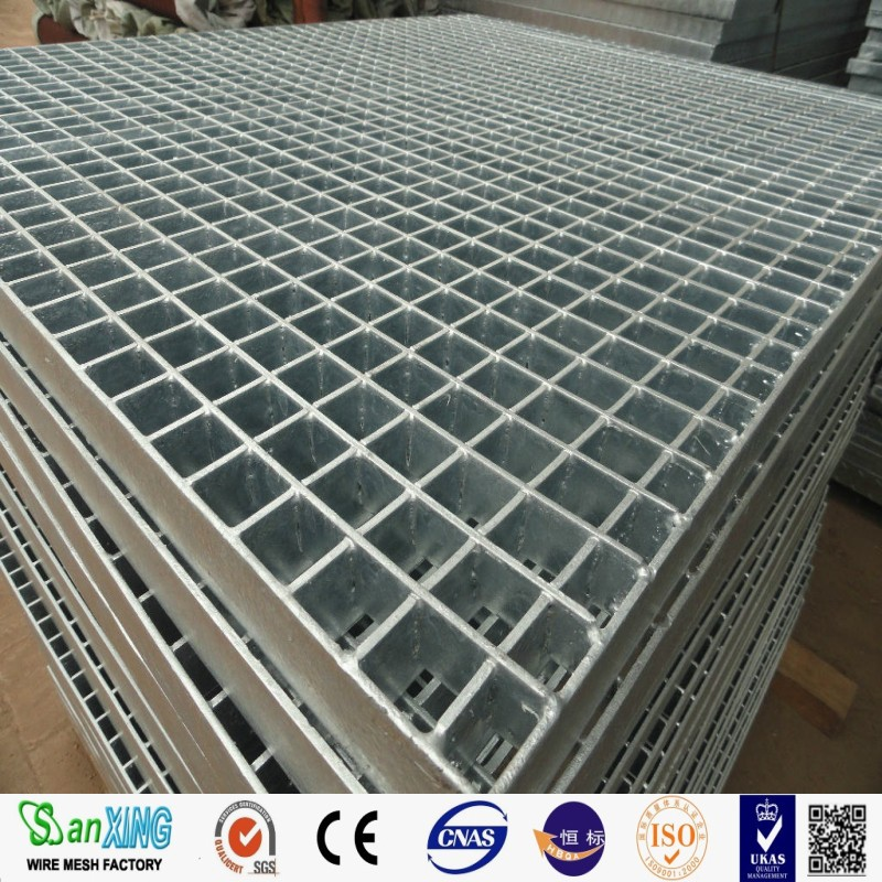 Steel Sidewalk Drain Grating Mesh Wire Mesh For Stair