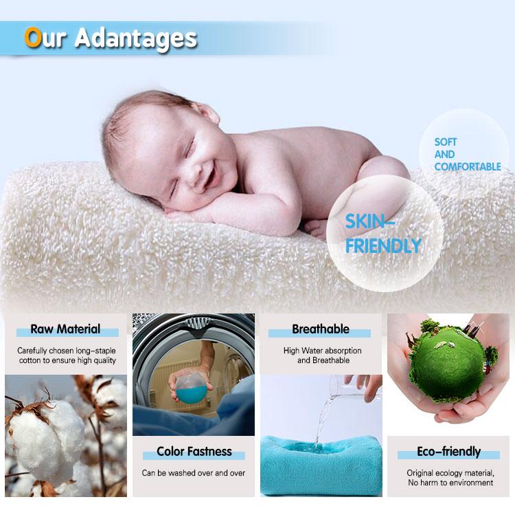 Venta al por mayor logotipo personalizado color puro 100% algodón Toalla de baño Toalla de hotel de