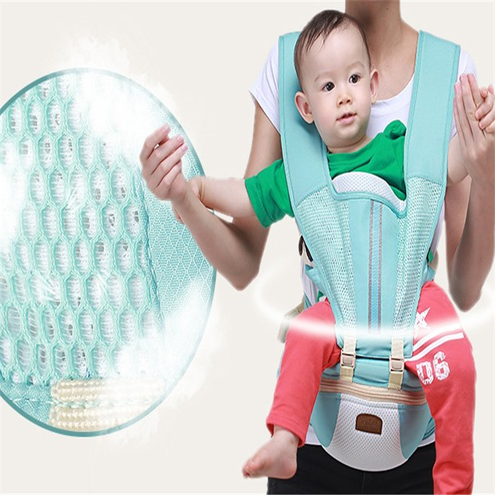 2019 Hot ขาย baby care ทารกแรกเกิดทารก carrier Breathable Front Facing baby wrap sling