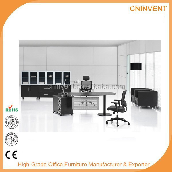 Good Oval Office Desk, Oval Office Desk Suppliers And Manufacturers At  Alibaba.com