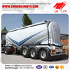 BPW axle China made Bulk cement trailer , Bulker trailer for sale