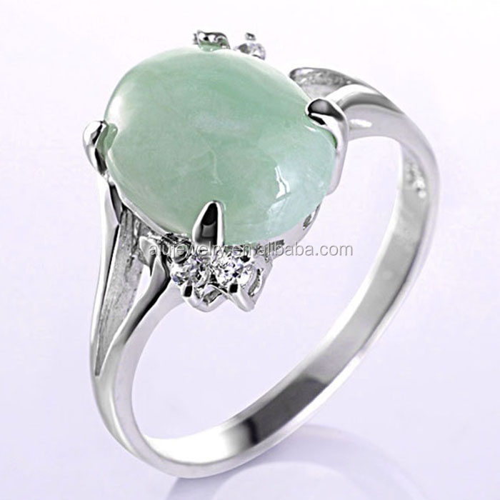 China Jade Wedding Rings Manufacturers And Suppliers On Alibaba