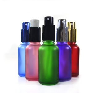 Factory price 5 ml 10 ml 15 ml 30 ml 50 ml 100 ml pump glass mist spray perfume bottle