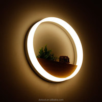 Dcloud 400 mm Modern Decoration Led Wall Lamp Indoor Bedside mounted Light for Home