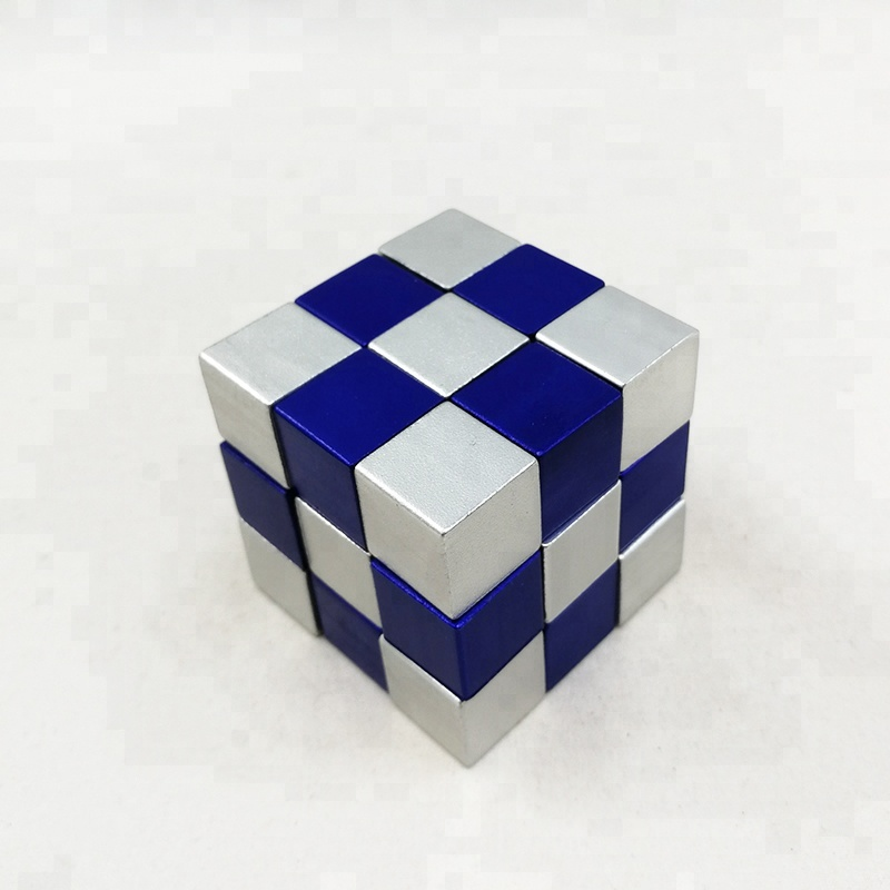 online retailer new photos outlet store 2018 Metal Snake Puzzle Cube 3d Brain Teaser Metal Puzzle - Buy 3d Metal  Puzzle,Brain Teaser,2018 Metal Snake Cube Product on Alibaba.com