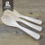 Wholesale custom size melamine spoon german flatware