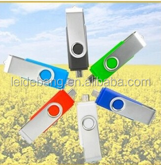 OTG mobile phone USB Flash Drive, mobile phone OTG U disk.smartphone OTG usb flash drive