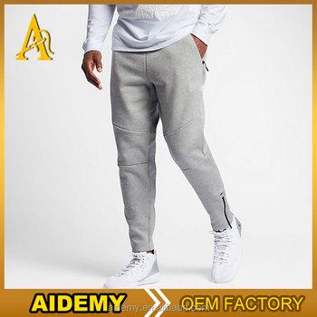 Fashional Musculation Sport Jogger Maigre Homme Pantalons De Course Pantalon D'entraînement Avec Fermeture À Glissière Fond Buy Pantalon