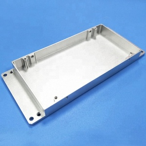 Custom OEM Parts Extruded Aluminium Extrusion Enclosure
