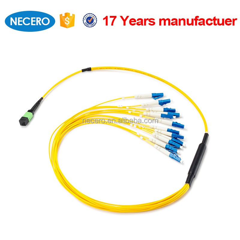 Oem Fabricación Nuevo Material Lszh Pc Lc Patch Cord Sc Apc