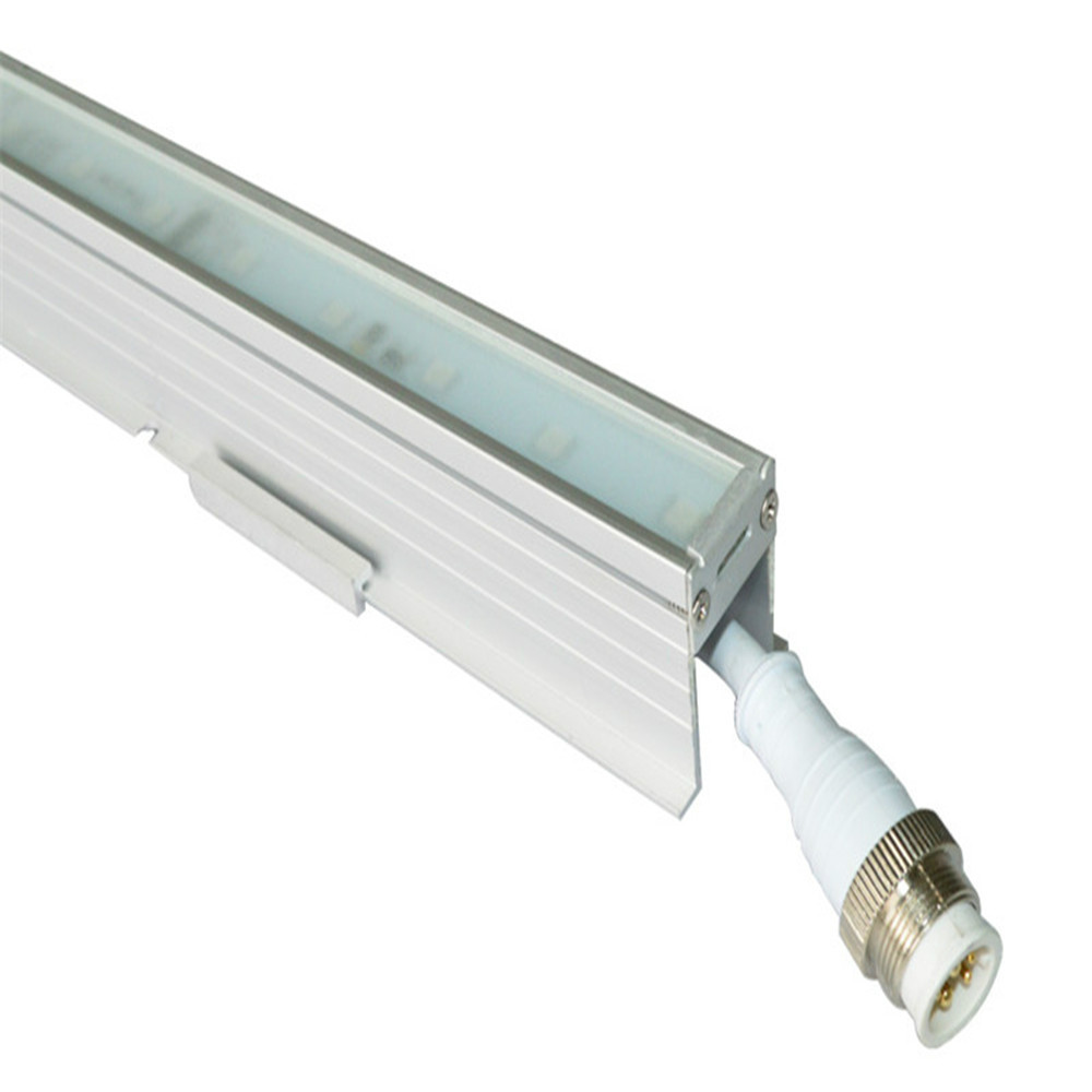high quality 2meter best price for promotion fast delivery DMX512 rgb led Linear light IP68
