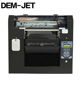 Decal Sticker Printing Machine, allow to print on all kinds of labels and nail sticker printing, automatic with control panel