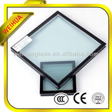 Silk Screen Dorective Double Glazing Building Insulated Glass Windows