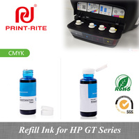 70ml ink sample water based bulk dye ink refill cartridges for ink printer hp tank 5810 5820
