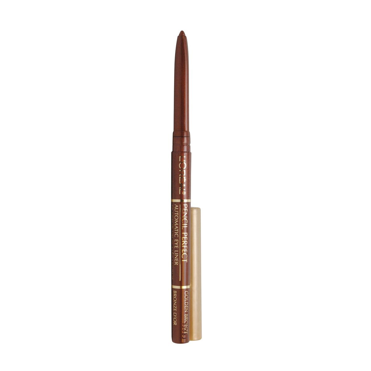 Loreal Pencil Perfect Automatic Eye Liner Golden Bronze