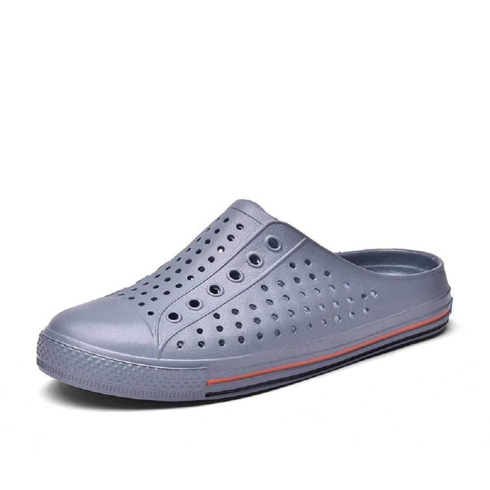 MINIVOG Unisex Garden Clogs Outdoor Indoor Walking Slippers Anti-Slip Beach Shower Sandals
