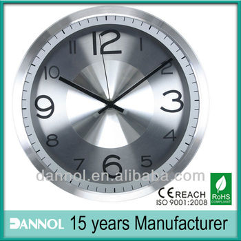 Gift Clock Taiwan Movement Office Wall Clock Wholesale