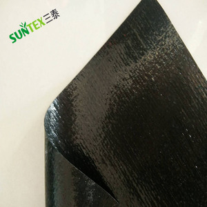 Waterproof Geomembrane Sheet 0.65mm HDPE Fish and Shrimp Pond Liner,artificial lake leak proof membrane,no underlay required