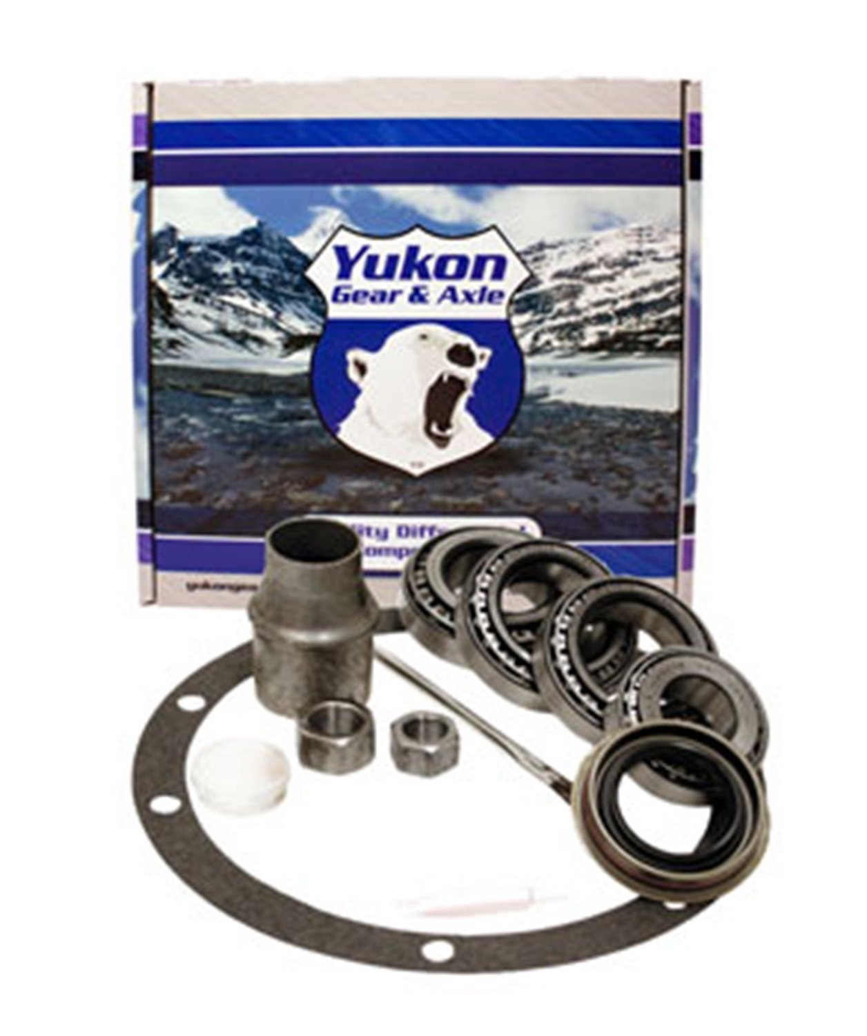 """Yukon (BK GM9.25IFS) Bearing Installation Kit for GM 9.25"""" IFS Front Differential"""