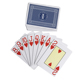 Promotional Party Gift Item 100% Pvc Plastic Wholesale Personalized Printing Game Poker Custom Linen Cards Tarot Playing Card