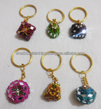 Newest Hand Crafted Rajasthani Keychain Buy Rajasthan Or