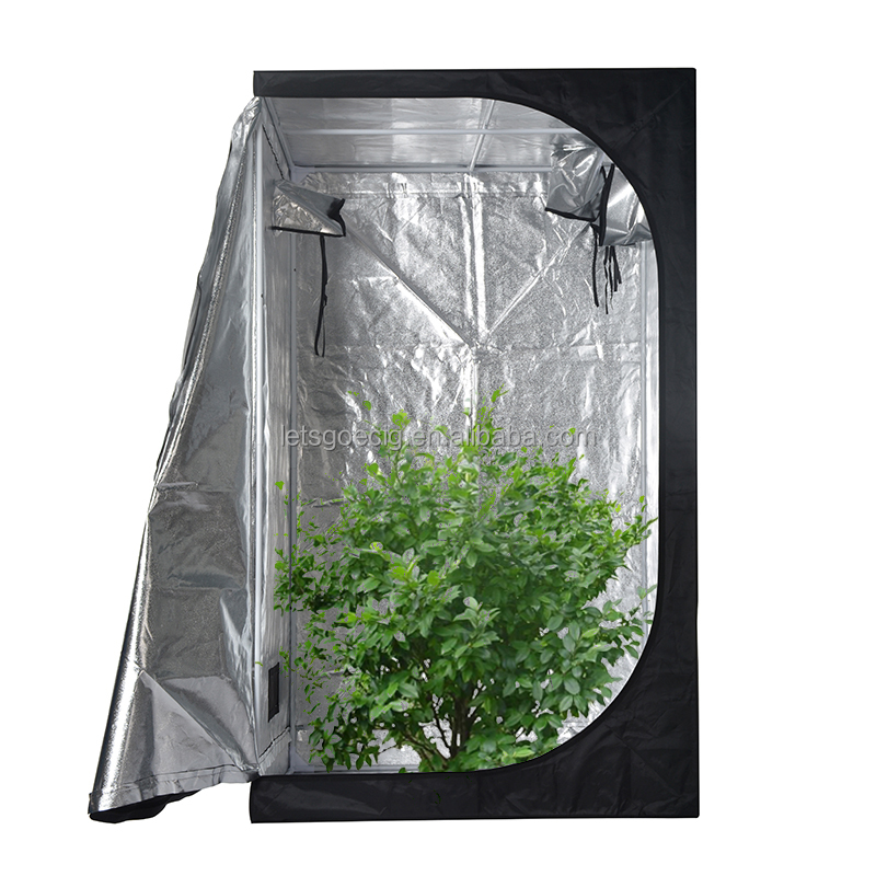 Easily assemble green house hydroponic garden outdoor grow tent