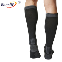 Medical Grade Compression Hosiery Open Toe Thigh High Stockings Class 2