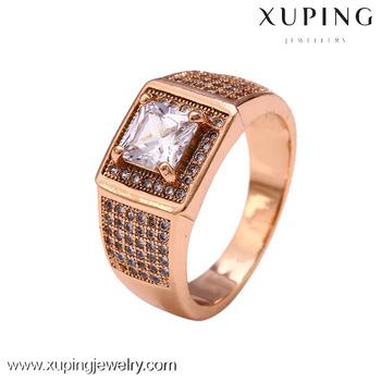 2016 fashion men s ring simple gold ring designs 18k gold ring