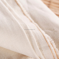 plain clothing/High quality Organic Cotton woven fabric for clothing