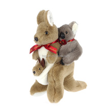 TOG OEM Peluche Madre Canguro Bambino Famiglia <span class=keywords><strong>Koala</strong></span> Animale Giocattolo