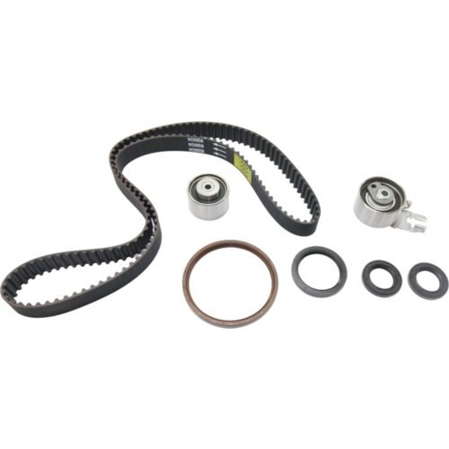 Evan-Fischer EVA1607151716 Timing Belt Kit for S80 03-04/XC90 03-05 6 Cyl 2.9L Eng. With Seals