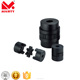 Square To Round Coupling/12 Spline Shaft Coupling