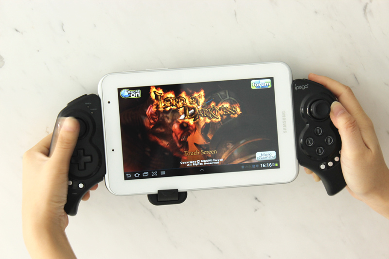 Gpd q88 android 4. 4 tablet pc game machine with rk3188 quad core.