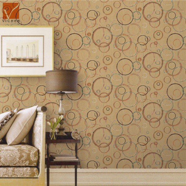 Office Wallpaper Designs For Walls Pvc Waterproof Price Product