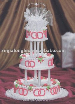 3 Tier White Acrylic Wedding Cake Tower Acrylic Wedding Cake Stand Wholesale Buy Acrylic Wedding Cake Toweracrylic Cupcake Displayacrylic Cupcake