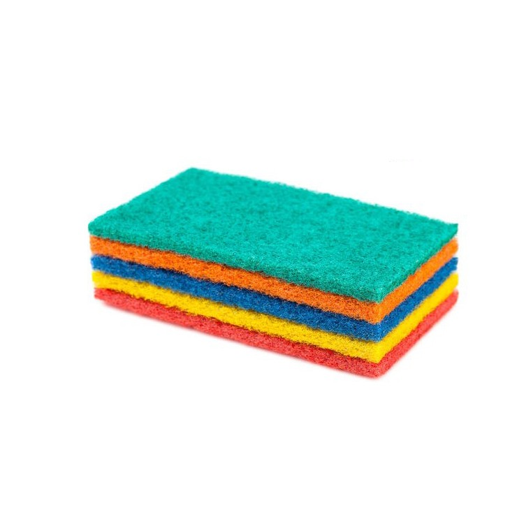 Kitchen Cleaning Abrasive Scouring Pad Sponge Scourer