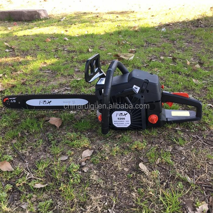 "Diamond chain saw 5200 52cc with 18"" 20"" chain /bar"