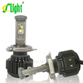 Newest H4 HB2 9003 Hi Lo Led W CREE Chip High Power 40W 4000lm 3000K 6000K