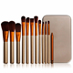 The best selling naked 3 brush makeup set make up brush with tin box