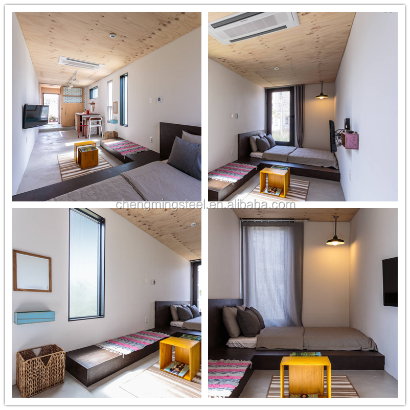 Modern Portable Homes modern container house/prefab house/prefabricated/modular homes