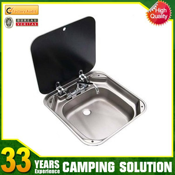 Popular Small SS Portable Kitchen Sink Unit for Sale