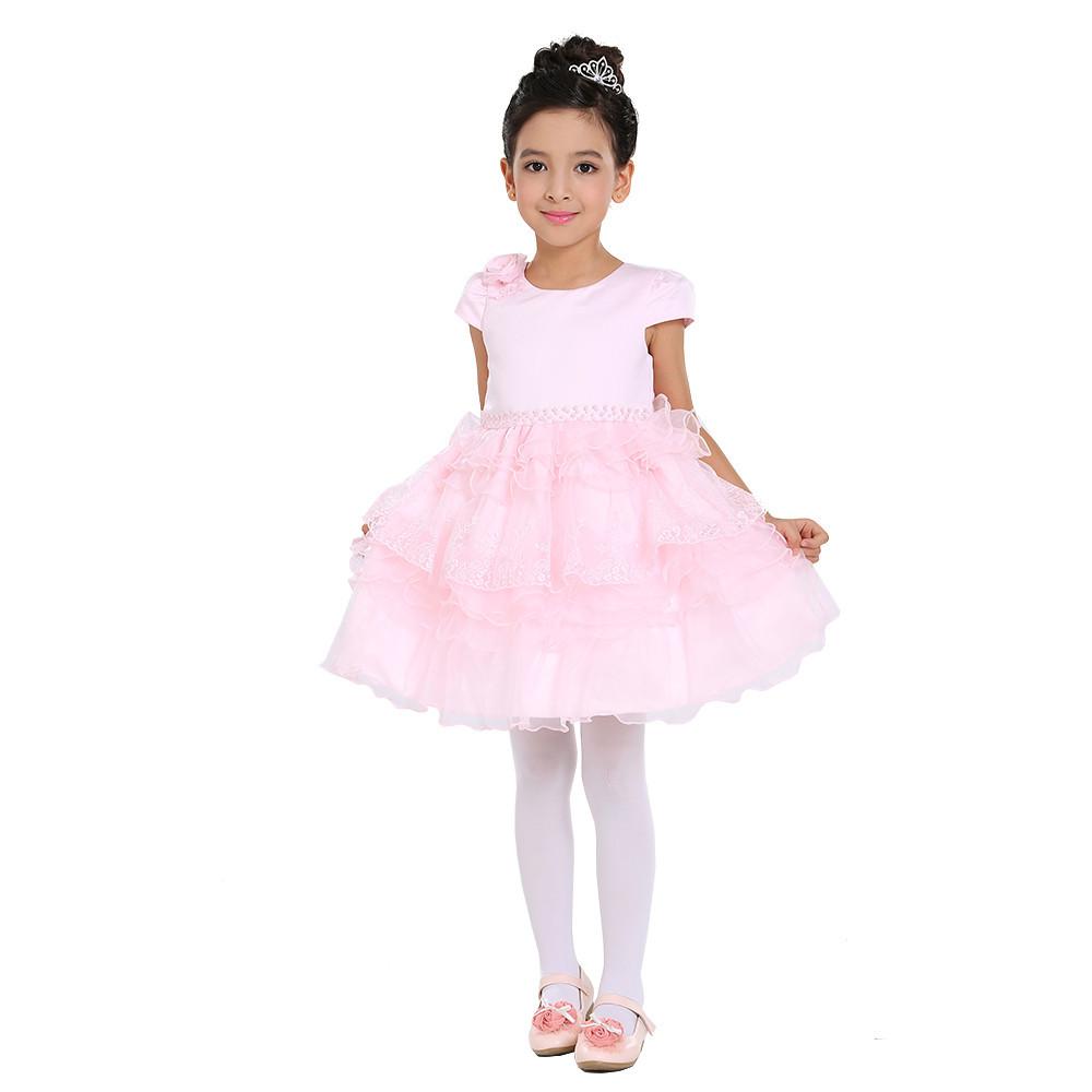 Фото маленьких девочек в платьях