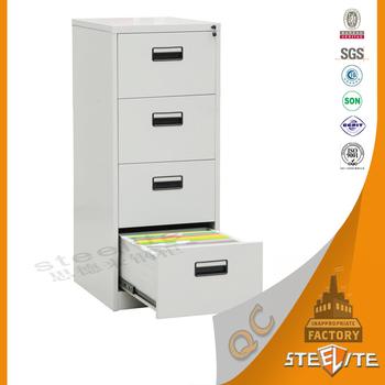 Steel Furniture Metal File Cabinet Dividers / Metal Locker Style ...