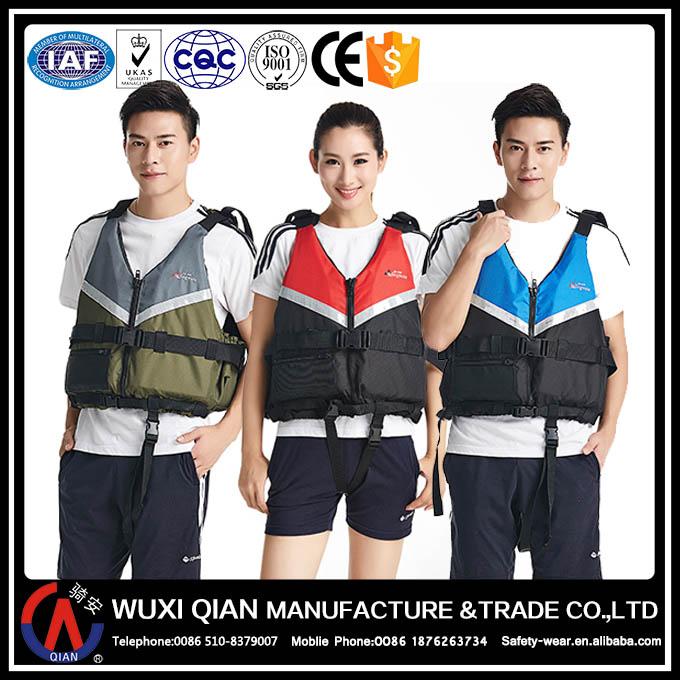 2015 Solas Approved/neoprene/nylon Foamed/inflatable Life Jacket ...